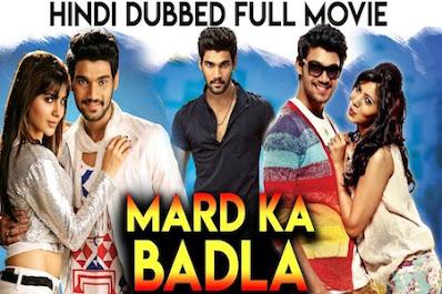 Download Mard Ka Badla 2019 Hindi Dubbed 720p HDRip 850MB