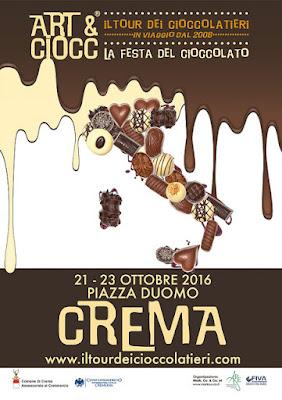 Art & Ciocc 21-22-23 ottobre Crema (CR)