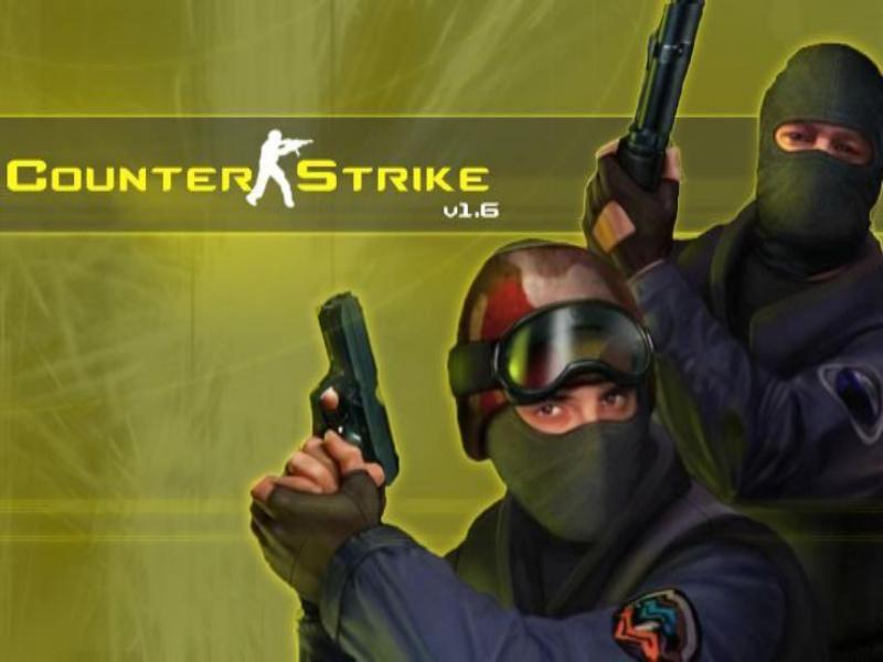 Download Counter Strike 1.6 Game PC Free