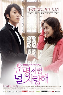 Nonton Fated to Love You (K-Series)