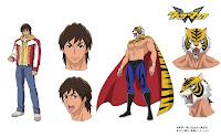 Naoto Azuma è l' Uomo Tigre - Tiger Mask