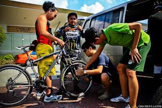 Nuvali Biking Trip, Extreme Trail