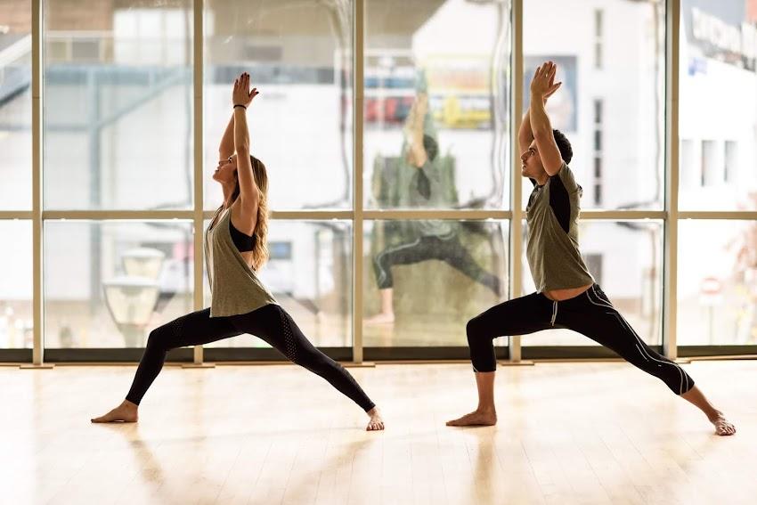 Bajar de peso con Yoga.