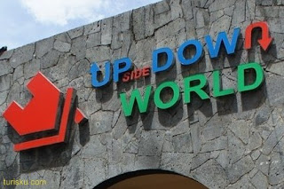 Upside Down World Bandung