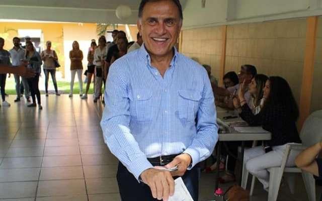 Yunes no reconoce triunfo virtual de Cuitláhuac; esperará tiempos legales