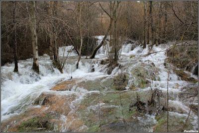 Río Júcar con el Molino De La Chorrera al fondo (2)