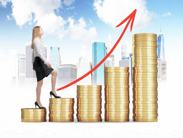 cara tingkatkan pendapatan bulanan dengan cepat