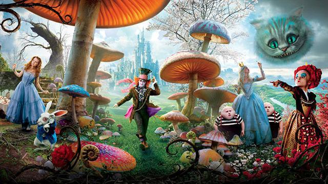 Cilya in Wonderland