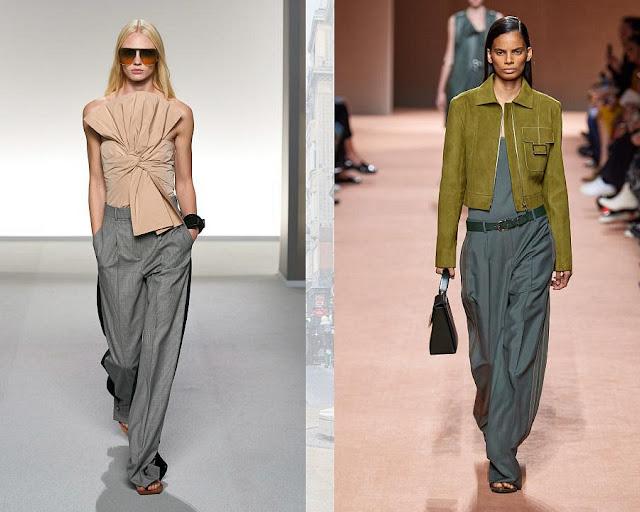 Модные брюки весна-лето 2020 2-2