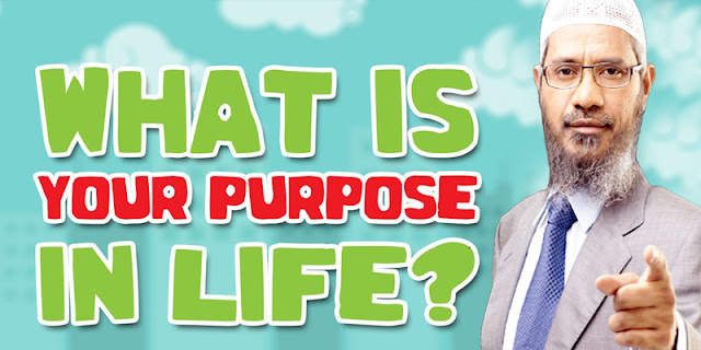 WHAT IS YOUR PURPOSE IN LIFE? ISLAM HAS THE ANSWER