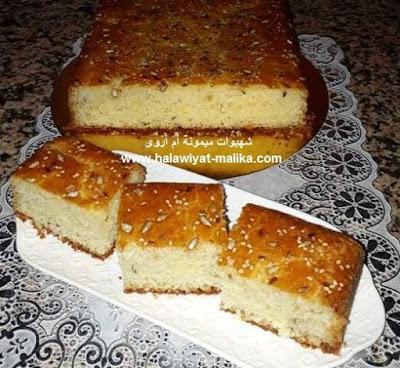 خبز البريوش سريع التحضير هش كالقطن