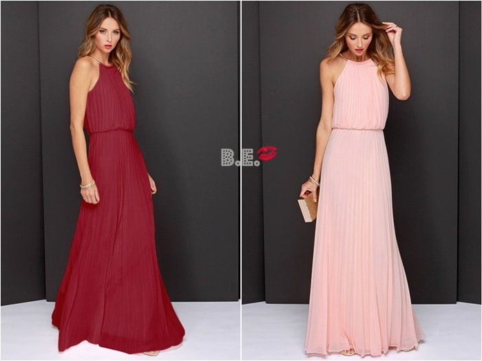 ca3e7dee889 B.E. (El Baúl de Eleanor) by Julia R.  5 Vestidos largos para bodas