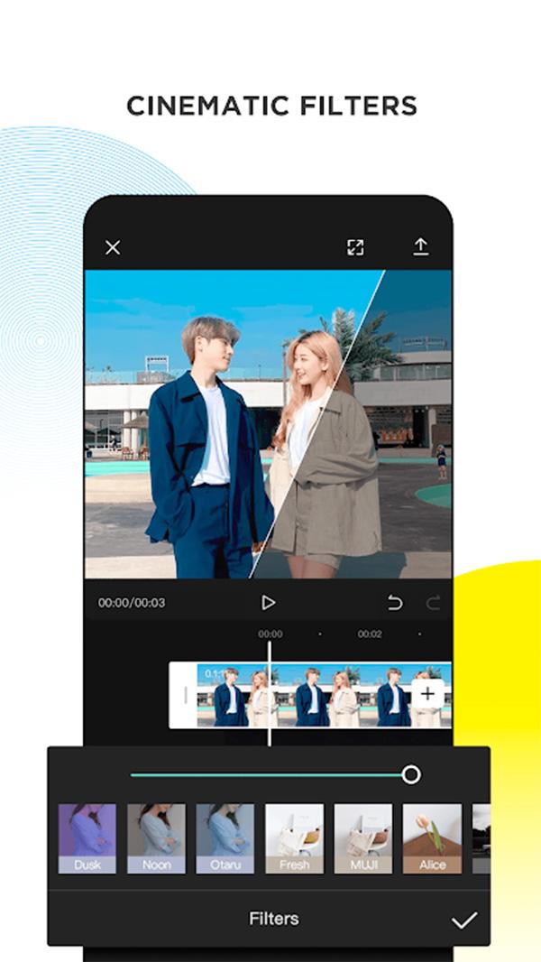 Tải CapCut Apk - App chỉnh sửa video cho Android miễn phí g