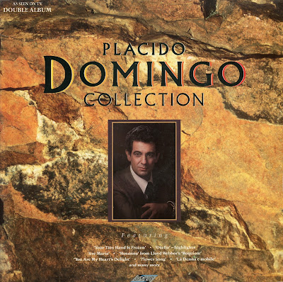 PLACIDO DOMINGO COLLECTION (ALBUM DOBLE)