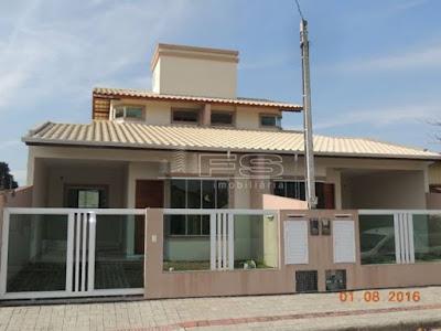 ENC: 199 - Casa Nova com 3 dormitórios em Perequê - Porto Belo/SC