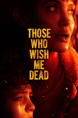 Those Who Wish Me Dead (2021) Englsih 5.1ch 720p | 480p HDRip ESub x264 770Mb | 300Mb