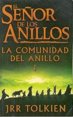 El Señor De Los Anillos I: La Comunidad Del Anillo, de J. R. R. Tolkien