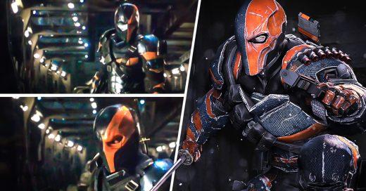 Reveló Ben Affleck la llegada de Deathstroke al universo DC