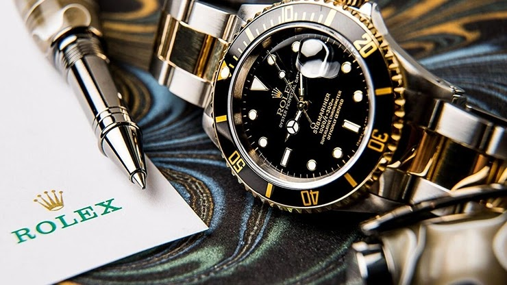 Фирма Rolex