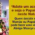 Abrigo Moacyr Alves lança Campanha 'Adote um acolhido e seja o Papai Noel neste Natal'