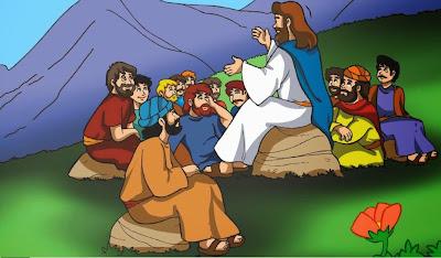 Resultado de imagen para Lucas 6,17-19