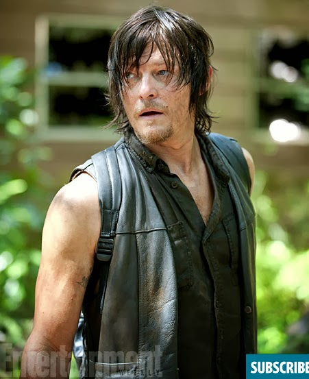 The Walking Dead 4x09 en EW - Daryl