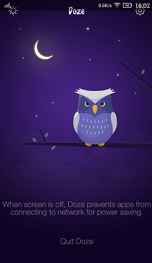 doze for android