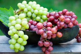 Grape fruit benefits for health and beauty