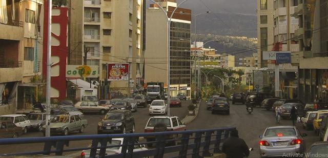 المحطات الاذاعية في بيروت Stations de radio à Beyrouth