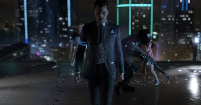 Detroit: Become Human PC SS