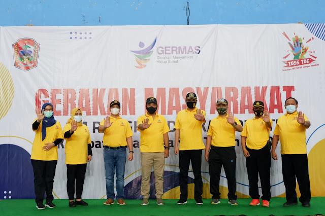 Gerakan Masyarakat Dalam Rangka Advokasi P2 - TBC Kabupaten Karanganyar