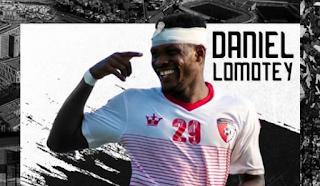 وفاق سطيف يظم دانيال لوموتاي