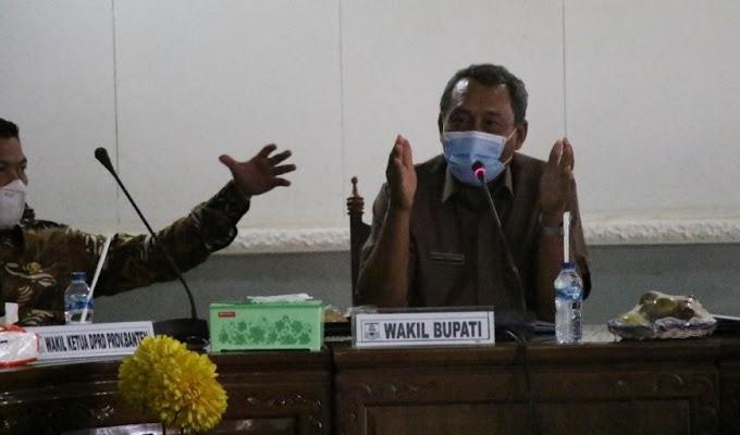 Reses DPRD Banten, Wabub Serang Sampaikan Persoalan Sampah