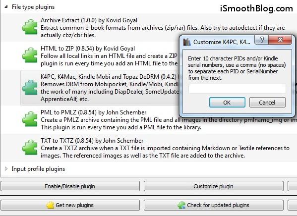 Kindle DRM Removal - Amazon Kindle Format eBooks