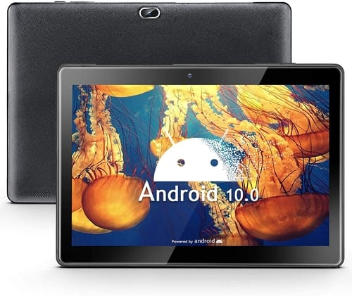 Review QunyiCO Y10 Android 10.0 Tablet 10 inch