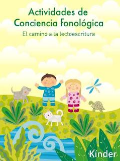 Actividades de Conciencia Fonológica - lectoescritura
