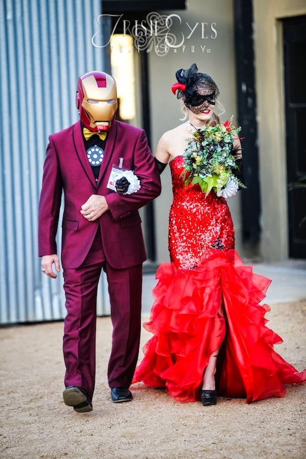 This Is The Batman Themed Wedding Everyone Wishes They