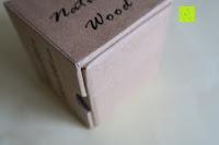 Box unten: Holz Armbanduhr 360° Nut