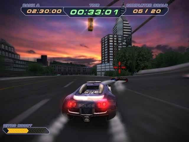 تحميل لعبة سباق سيارات الشرطة
