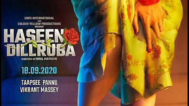 Haseen Dilruba movie 2020