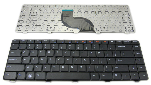 Keyboard Laptop Rusak