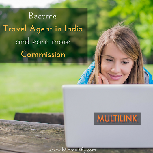 Work as Travel Agent with B2BMultifly