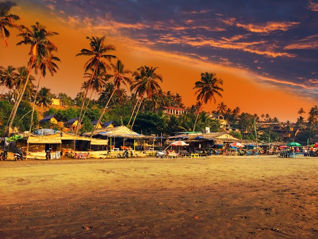 Tourist Places In India - Goa – The Official Party Hub