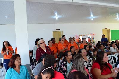 Comemoração dia da mulher AsmoviQ Gestão Fábio Fontana