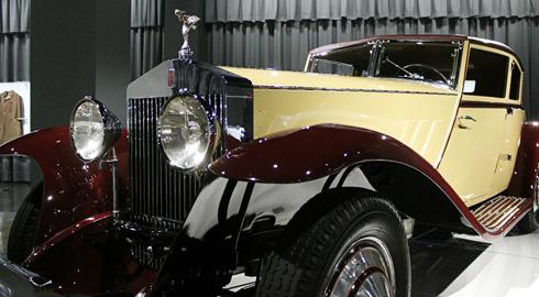 Petersen Automotive Museum Los Angeles California