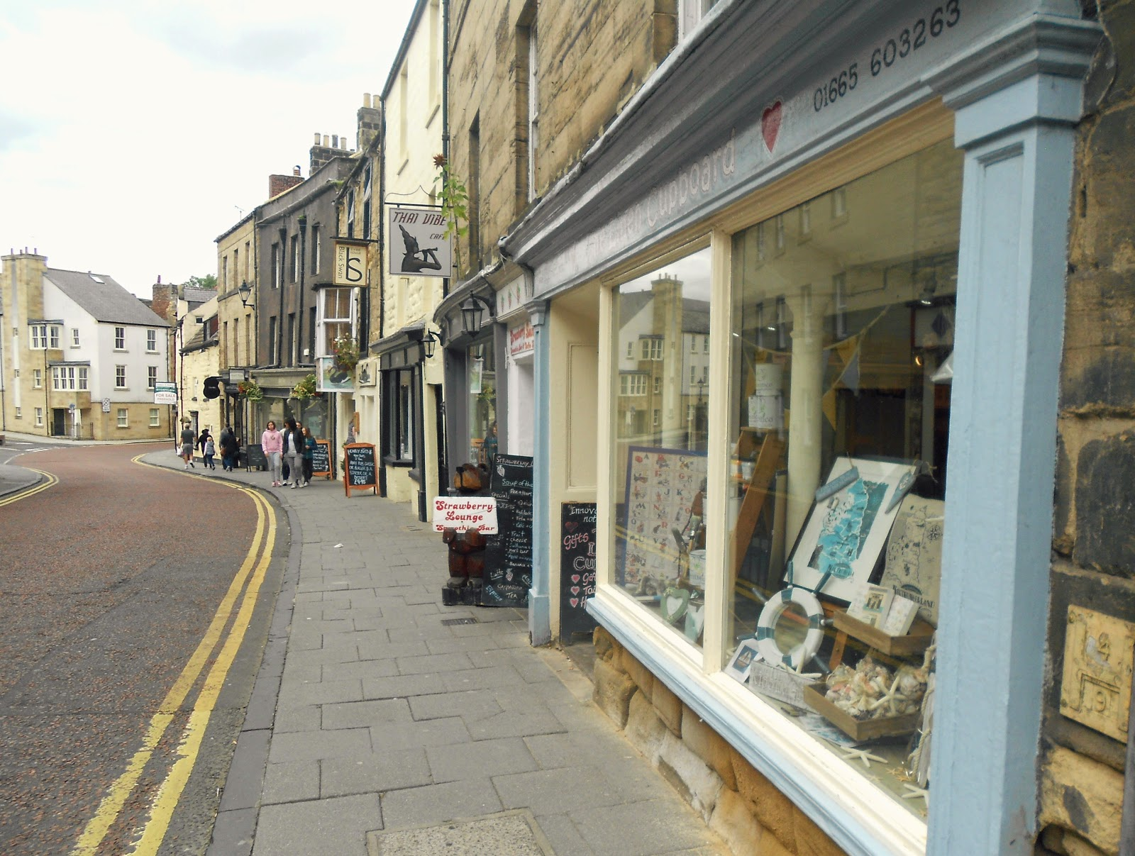 A Day To Alnwick