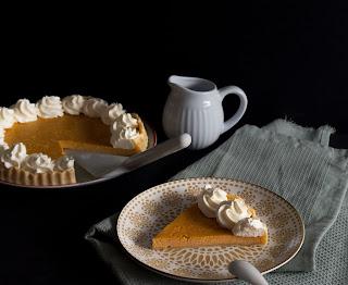 Receta en thermomix de la tarta de calabaza o pumplin pie tradicional
