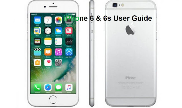 iPhone 6s & 6 User Guide and Manual Instructions for Beginner
