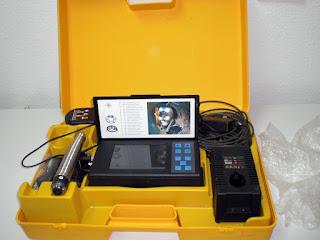 Geófonos y correladores para la detección de fugas