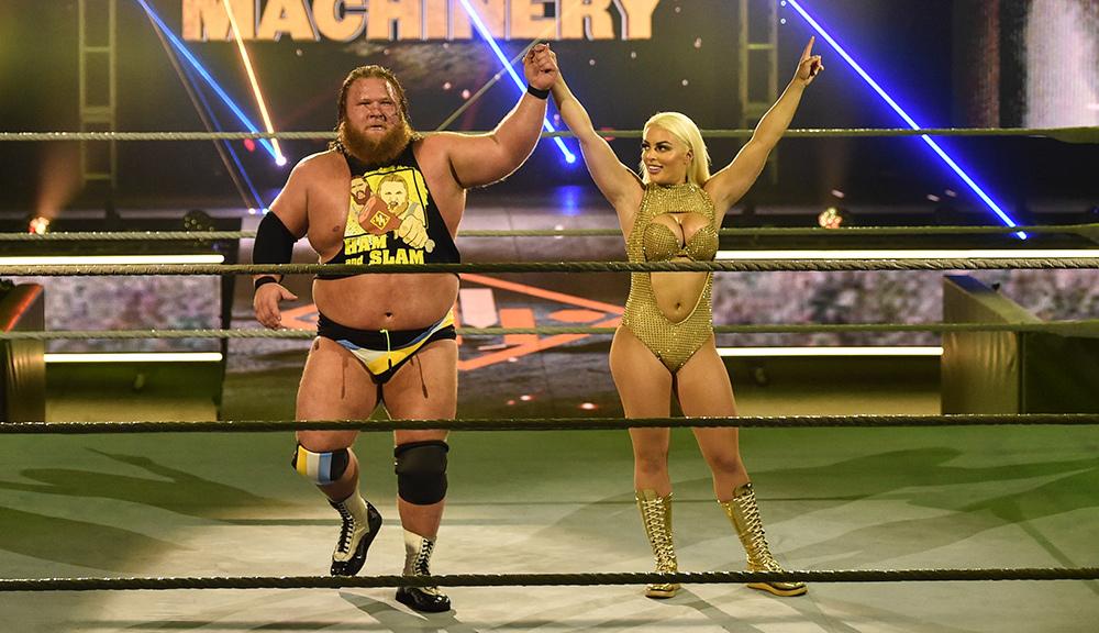 """""""Otis vs. The Fiend"""" chegou a ser planejado pela WWE"""